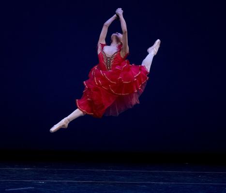 Boston International Ballet Competition, renamed, dances off to New York - Boston Globe | DANCE | Scoop.it