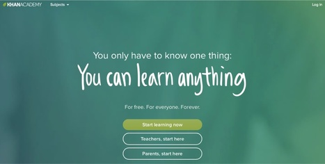 Los 10 portales de videos que están cambiando la educación | Educación,cine y medios audiovisuales | Scoop.it