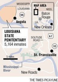 Louisiana death row inmates testify to 'indescribable' heat at Angola prison | Stop Mass Incarceration and Wrongful Convictions | Scoop.it