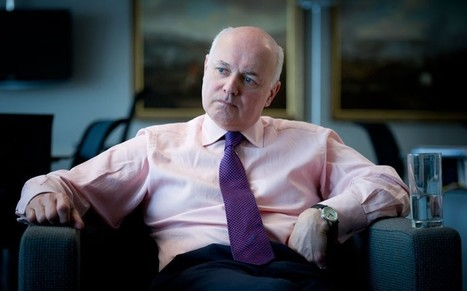 Welfare reform has collapsed, says Labour as IDS plan stalls  - Telegraph | disability and society | Scoop.it