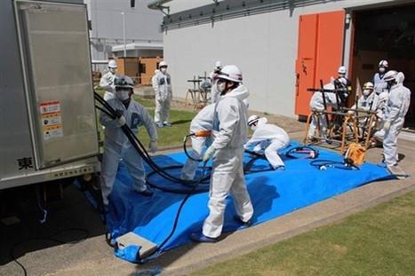 L'ouvrier décédé à Fukushima n'a pas été victime de la radioactivité   ouest-france.fr   Japon : séisme, tsunami & conséquences   Scoop.it
