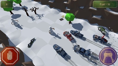 Wrecky Road Canyon Carnage - New obstacles and traps | Free Android Apps and games | Scoop.it