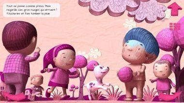 L'iPad avec des yeux d'enfant : en route pour la planète rose en compagnie de Bernard Bleu - iPad mini, iPad Retina, iPad 2 en France avec VIPad.fr, le blog iPad   Square Igloo press review   Scoop.it