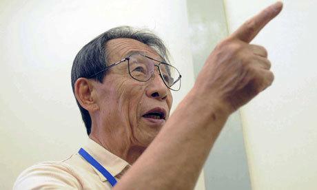 [Eng] Un pensionnaire de l'armée de Fukushima attend sa convocation pour prendre ses fonctions en première ligne | Fukushima News online | Japon : séisme, tsunami & conséquences | Scoop.it