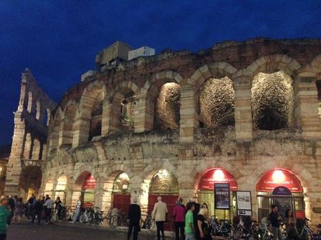 Il Blog di Roberta Cinelli : Turista per qualche ora a Verona | Everyday life online & offline | Scoop.it