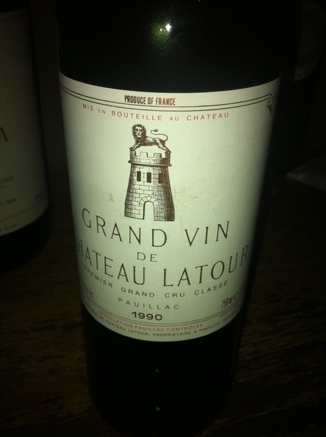 Chateau Latour Stops Selling Futures - James Suckling | Wine in the World | Scoop.it