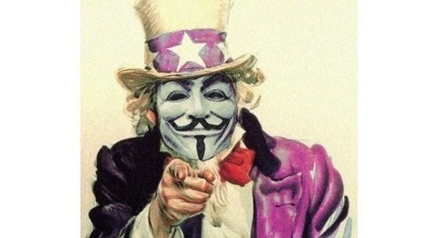 "Les Anonymous accusent Bank of America de ""fraude"" | Anonymous | Scoop.it"