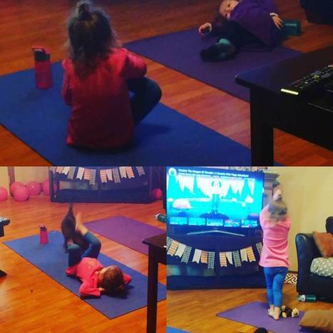 This Little One's got the Yoga Bug | Cosmic Kids Around The World! | Scoop.it