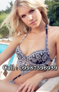 Riya Roy - Mumbai Escort blessed with straightened blond hairs, dark green eyes, curvy body, and a sweet smile. | Goa Escorts | Scoop.it