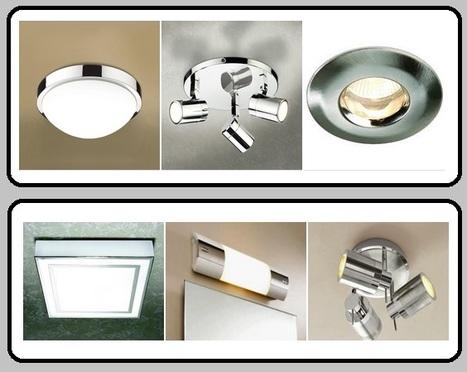 Btahroom Lighting & Fans Fixtures   fountainbathroom   Scoop.it