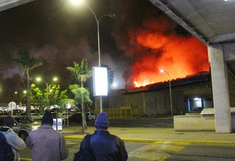 Fire at International Nairobi Kenya Airport | World Latest Trends | Entertainment2222 | Scoop.it