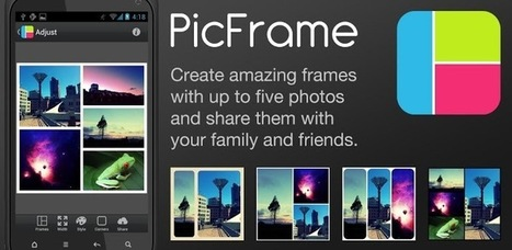 PicFrame - Android Apps on Google Play | Apps and Widgets for any use, mostly for education and FREE | Scoop.it