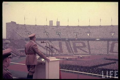 Οι Ολυμπιακοί Αγώνες της ναζιστικής Γερμανίας | world-Documentary | Scoop.it