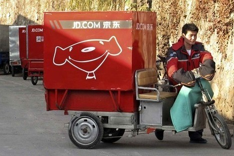 JD.com nears a its stock listing in the U.S. | Ecommerce logistics and start-ups | Scoop.it