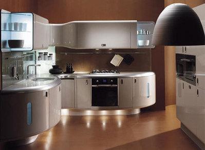 Lựa chọn xu hướng mẫu tủ bếp đẹp cho năm 2013 | Phong thủy tủ bếp gia đình | Scoop.it