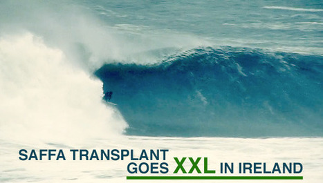 Saffa transplant goes XXL in Ireland : ZIGZAG - Surfing Magazine | South African Surfing forecasts, news, photos and videos | Surfer: Posting All the Web's Best of Surfing | Scoop.it