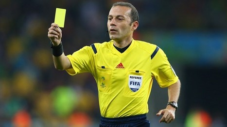 Referee designation for match 62 - Fifa.com | FIFA World Cup 2014 | Scoop.it