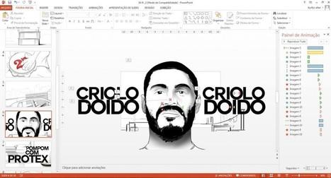 Fã de Criolo faz videoclipe no Power Point | Apresentações Corporativas | Scoop.it