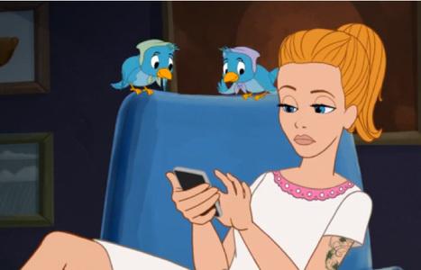 Come sarebbe la storia di Cenerentola ai tempi dei social media? | Idee in Transito | Social Media in fermento | Scoop.it