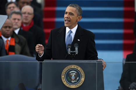 Obama's Progressive Inaugural Themes Get Surprising Support | Obama and MLK | Scoop.it