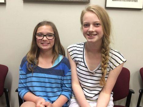 Two Omaha sixth-graders selected to pitch their invention to Warren Buffett - Omaha World-Herald | WARREN BUFFETT'S SECRET MILLIONAIRES CLUB | Scoop.it