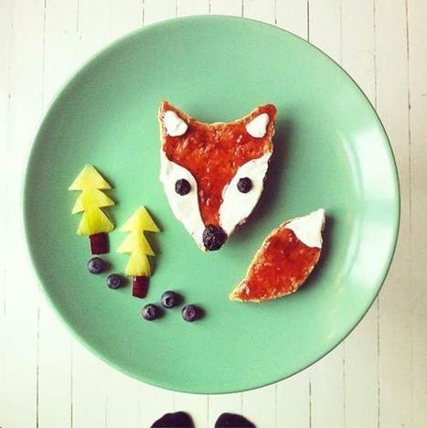 Instagram Breakfast – 22 Food Art créatifs de Idafrosk | Ufunk.net | Food sucré, salé | Scoop.it