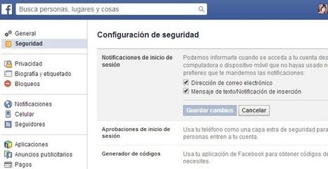 Cómo evitar que mi cuenta de Facebook sea hackeada | Redes Sociales - Social Media Marketing | Scoop.it