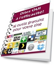 36 outils gratuits pour votre site Internet (guide) | Time to Learn | Scoop.it