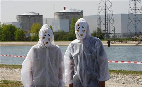 L'ASN hausse le ton sur Fessenheim, hooouuuu trop peur !! | Le Côté Obscur du Nucléaire Français | Scoop.it