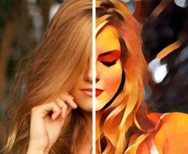 "[ARTICLE] L'application Prisma transforme les photos amateurs ""à la manière"" d'un célèbre peintre 