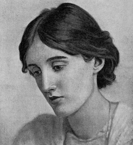 Virginia Woolf's Guide To Grieving | Creatively Aging | Scoop.it