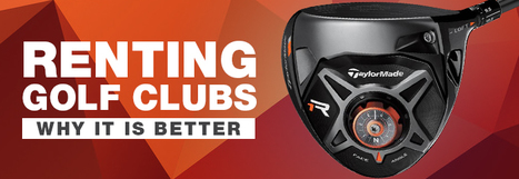 Why it is best to just rent golf clubs   Guides   Scoop.it
