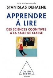 Apprendre à lire: Des sciences cognitives à la salle de classe - Mon Cerveau à l'école | sciences humaines - sciences cognitives - cerveau - apprentissage - enseignement | Scoop.it