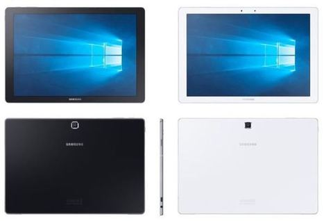 Samsung Galaxy TabPRO S Windows 10 Tablet Leaked - Geeky Gadgets | Samsung mobile | Scoop.it