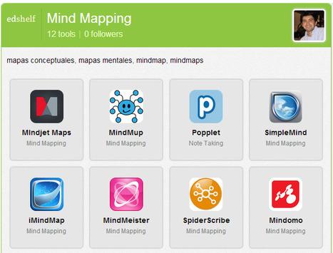 12 apps para crear mapas mentales | Recursos. TICs y educación | Scoop.it