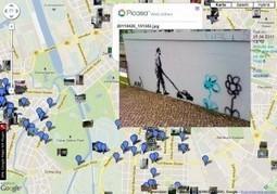 Streetart: Wie das Netz eine vergängliche Kunst konserviert   Zettelkasten   Scoop.it