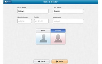 iPad App Replaces Paper Patient Checkin Forms - Mashable | iPad Resources | Scoop.it