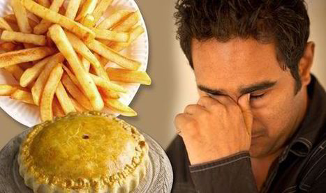 Junk food diet leads to memory loss - Express.co.uk | Healthy Living | Scoop.it