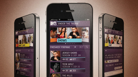 MTV Debuts Social TV Mobile App at Mobile World Congress | Adweek | SocialTVNews | Scoop.it