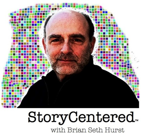 "New Edition of Brian Seth Hurst's StoryCentered Column Features Peter de Maegd, Story Architect and Producer of ""The Spiral"" 