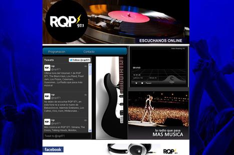 Diez radios para escuchar música   RollingStone Argentina   ver y oir   Scoop.it