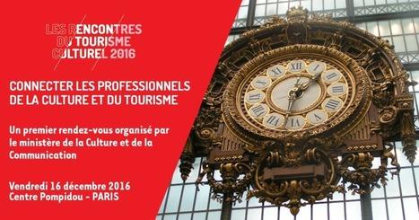 Le Tourisme Culturel à Paris, le 16 décembre ! | News on Tourism | Scoop.it