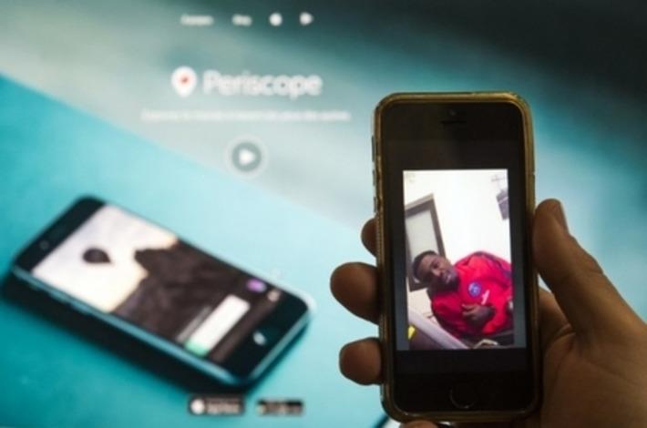 Périscope, l'application sans limites ?   Relations publiques, Community Management, et plus   Scoop.it
