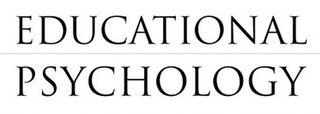Highly Cited Educational Psychology and Technology Articles // Dr. Matthew J. Koehler | Educational Technology in Higher Education | Scoop.it