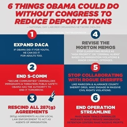 Can Immigration Reform Succeed Without Eliminating Detention And Deportation Quotas? | Immigration Reform Politics | Scoop.it