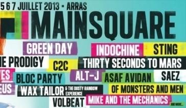 Main Square 2013 : Un programmation entre revival, rock et electro | News musique | Scoop.it