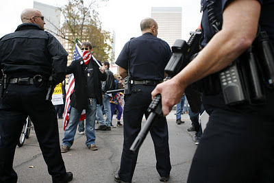 Occupy Denver Reponds To Ongoing Police Brutality & State Oppression Against The Occupy Movement | occupydenver.org | Human Rights and the Will to be free | Scoop.it