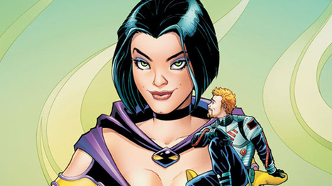 Review: 'Phantom Lady #1′ Brings The Fun And Sexy Back To Comics   Ladies Making Comics   Scoop.it