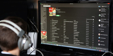 Le streaming dope les ventes de musique pour la première fois depuis 1998 | BiblioLivre | Scoop.it