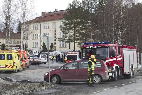 Gunman Opens Fire at Finnish School | Finland | Scoop.it